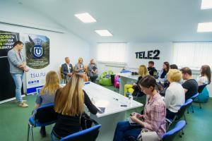 В ТГУ появилась аудитория от Tele2 – для будущих предпринимателей