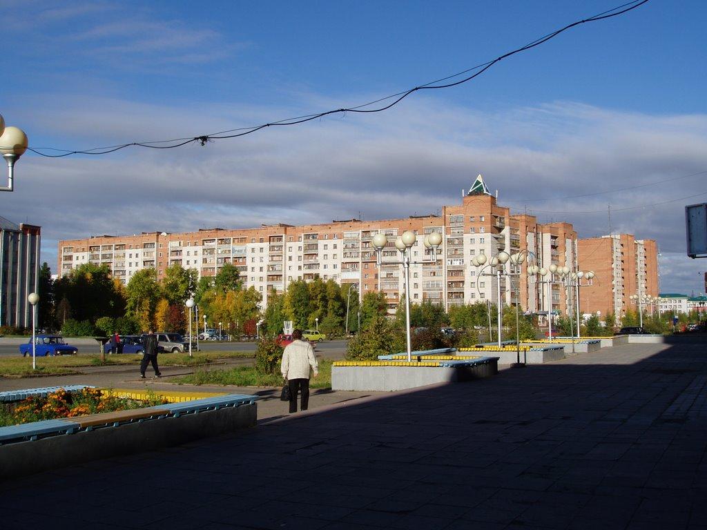 Город Стрежевой Томской области